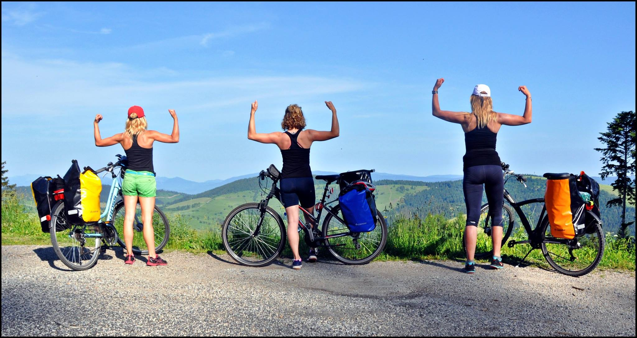 Rowerem wokół Tatr. Trzy baby, trzy dni – niezapomniana górska przygoda.