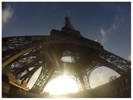 Zimowe wakacje w Paryżu, czyli francuski weekend bez wytchnienia