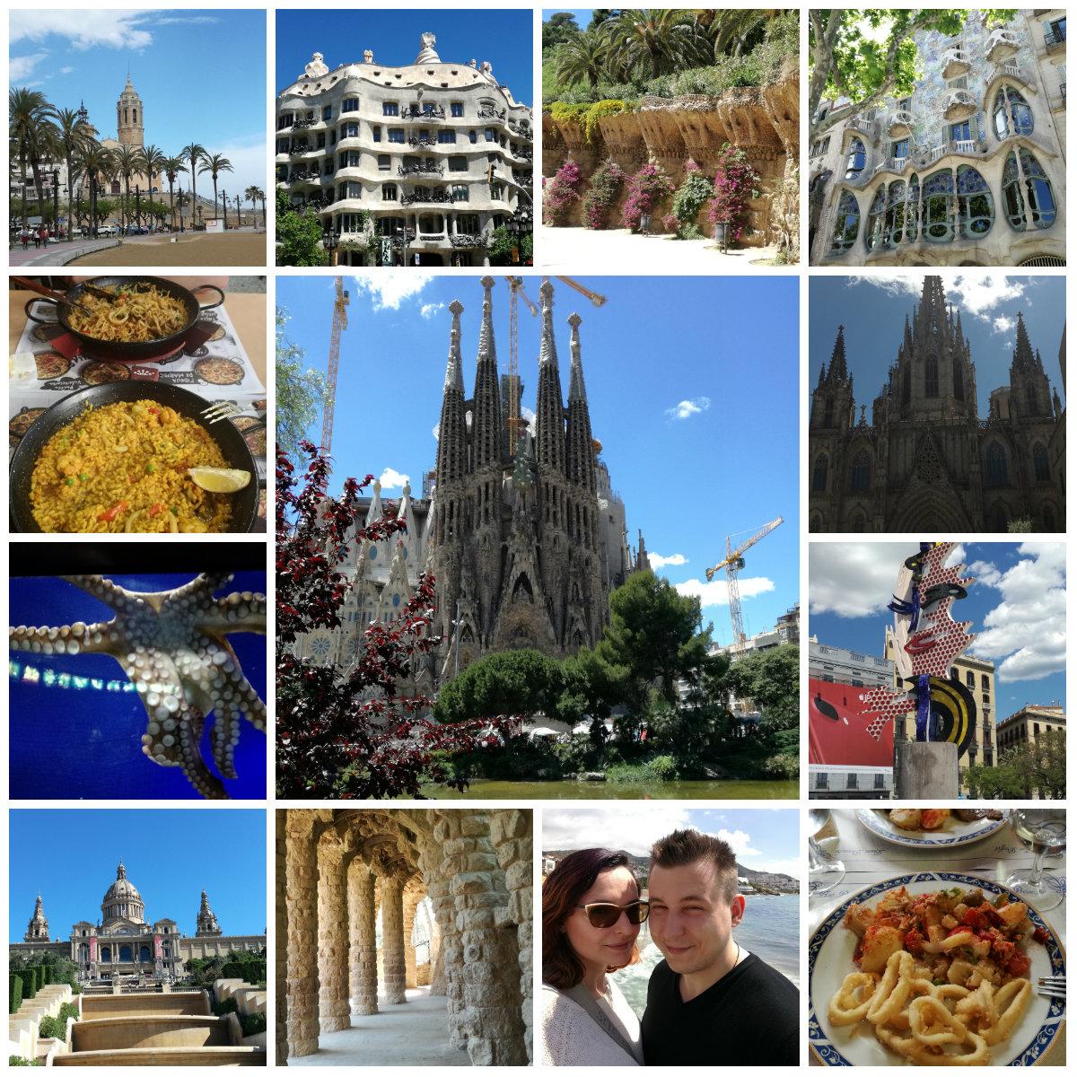 Wymarzona Barcelona