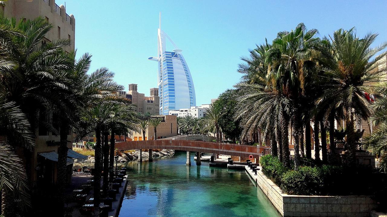 Dubaj – inny świat