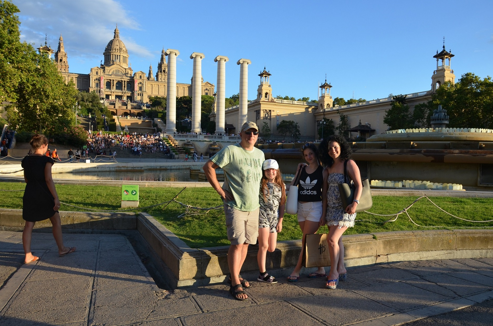 Podróż do słonecznej Hiszpanii