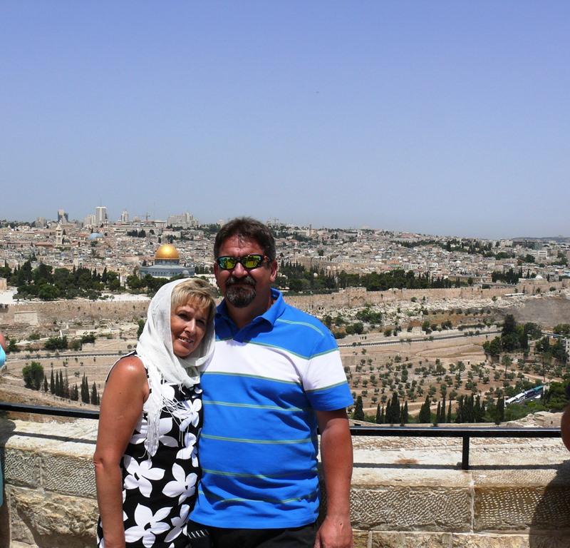 Ziemia Święta -Jerozolima-Betlejem