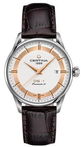 Zegarek Certina, C029.807.16.031.60, Męski, DS1 POWERMATIC 80 HIMALAYA SPECIAL EDITION
