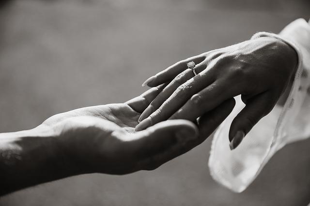 Zaręczyny w walentynki